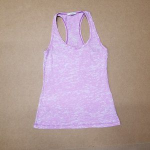 So Low Athletic Tank Top Purple Womens Size Medium